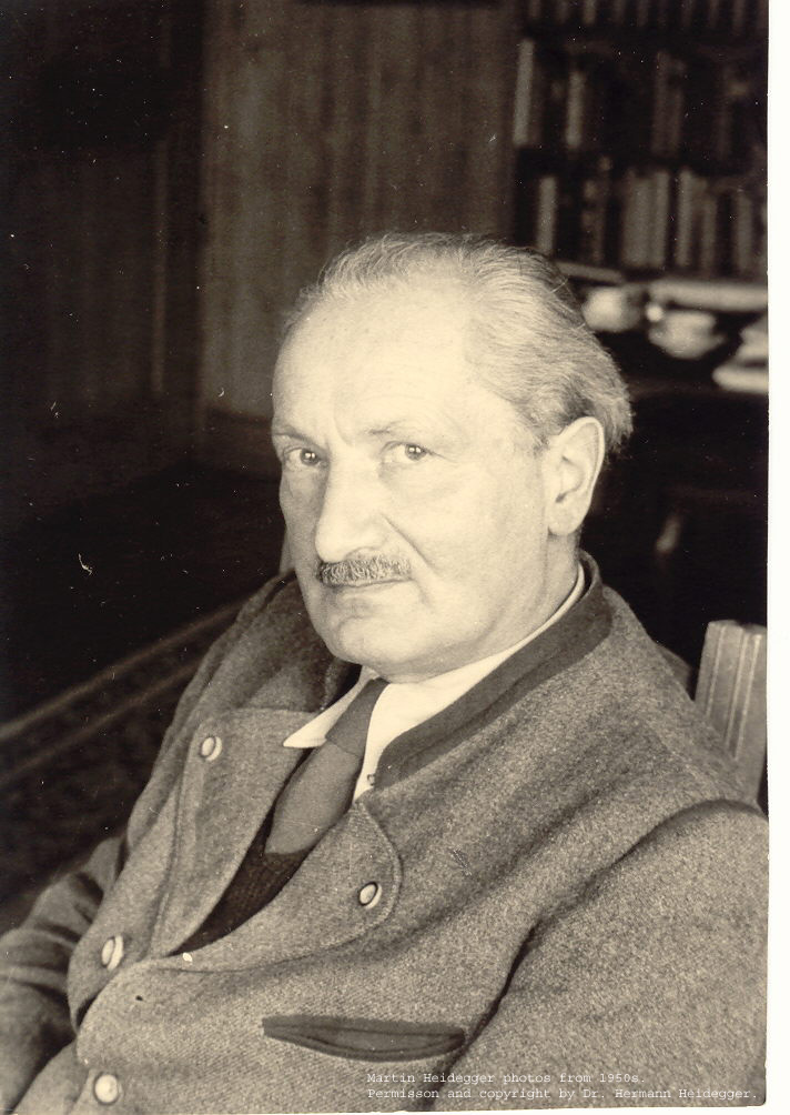 Martin Heidegger Resources Daniel Fidel Ferrer Alfred Denker